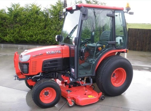 Product picture Kubota B3030HSD Tractor Illustrated Master Parts List Manual DOWNLOAD