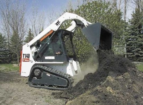Product picture Bobcat T140 Compact Track Loader Service Repair Workshop Manual DOWNLOAD (S/N A3L711001 - A3L719999,A3L811001 - A3L819999)