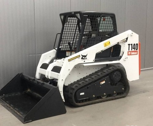 Product picture Bobcat T140 Compact Track Loader Service Repair Workshop Manual DOWNLOAD (S/N A3L720001 & Above,A3L820001 & Above)