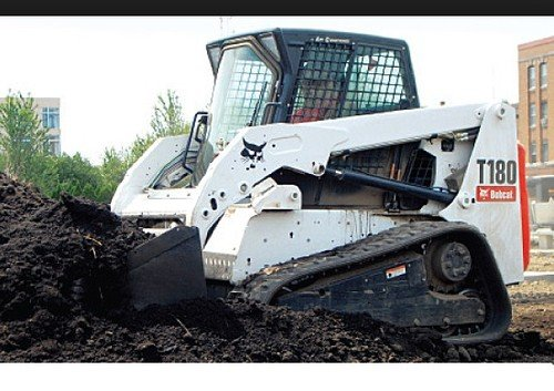 Product picture Bobcat T180 Turbo, T180 Turbo High Flow Compact Track Loader Service Repair Workshop Manual DOWNLOAD (S/N 524211001 & Above, 524311001 & Above, 527511001 & Above, 527611001 & Above )