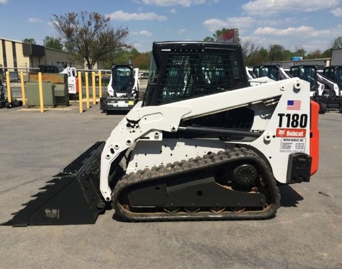 Product picture Bobcat T180 Compact Track Loader Service Repair Workshop Manual DOWNLOAD (S/N A3LL11001 & Above )