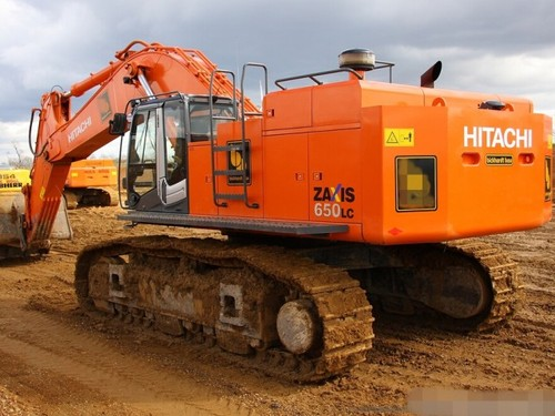 Product picture Hitachi Zaxis 650LC-3 670LCH-3 Excavator Service Repair Workshop Manual DOWNLOAD