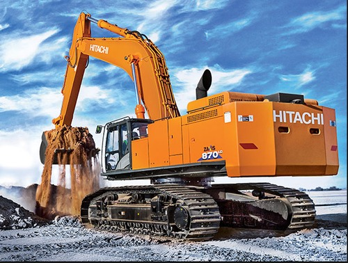 Product picture Hitachi Zaxis 850-3 850LC-3 870H-3 870LCH-3 Hydraulic Excavator Service Repair Workshop Manual DOWNLOAD