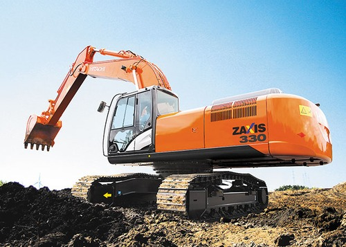 Product picture Hitachi Zaxis ZX330 Excavator Service Repair Workshop Manual DOWNLOAD