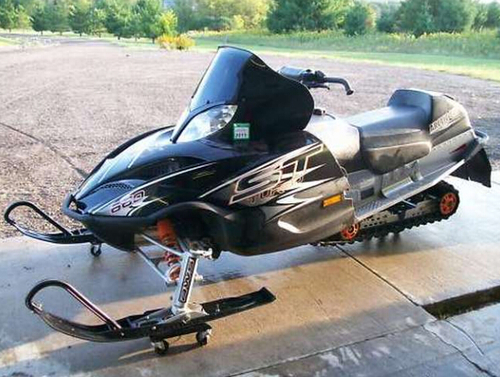 Product picture 2006 Arctic Cat 4-stroke Snowmobile Service Repair Workshop Manual DOWNLOAD